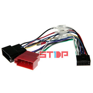s l300 iso wiring harness for kenwood kdc bt600u kdcbt600u adaptor cable kenwood kdc bt652u wiring diagram at crackthecode.co