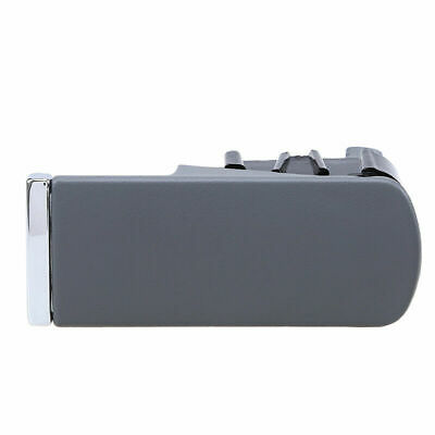 fit for Audi A4 8E B6// B7 Plastic w// Chrome Glove Box Lock Lid Handle 8E1857131A