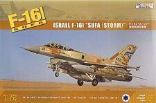Kinetic 1/72 F-16I Sufa (tormenta) # 72001