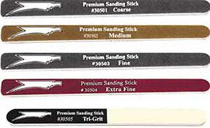 5-Sanding-Sticks-Pack-Coarse-Medium-Fine-Extra-Fine-Tri-Grit-Squadron-30506