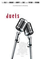 Duets Movie Poster 2 Sided Original 27x40 Huey Lewis Gwyneth Paltrow