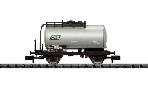 Epoche V Spur N Trix T18084 Hobby-Kesselwagen CAIB der SNCB
