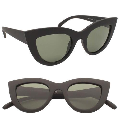 Donna Rockabilly Vintage Occhiali da Sole Occhi di Gatto Rétro Anni 50 Pin Up