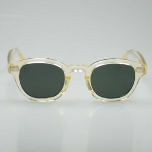 0398ecc92bc19 Image is loading Vintage-Johnny-Depp-sunglasses-G15-green-polarized-lens-