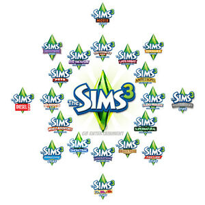 Sims 3 All Expansions For Mac