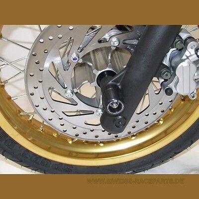 R&G Racing Gabel Protektoren Kit Yamaha WR 125 X / R 2009- Fork Protectors Set