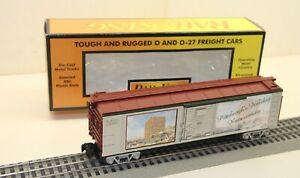 MTH-Rail-King-30-74226-Pittsburgh-Christmas-Box-Car-C-9-New-Old-Stock-g