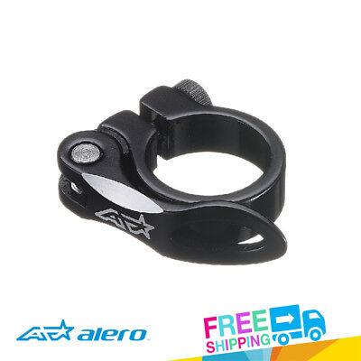 Alero SC-163 6061 T6 Aluminum Quick Release QR Seatpost Clamp 31.8 mm 34.9 mm