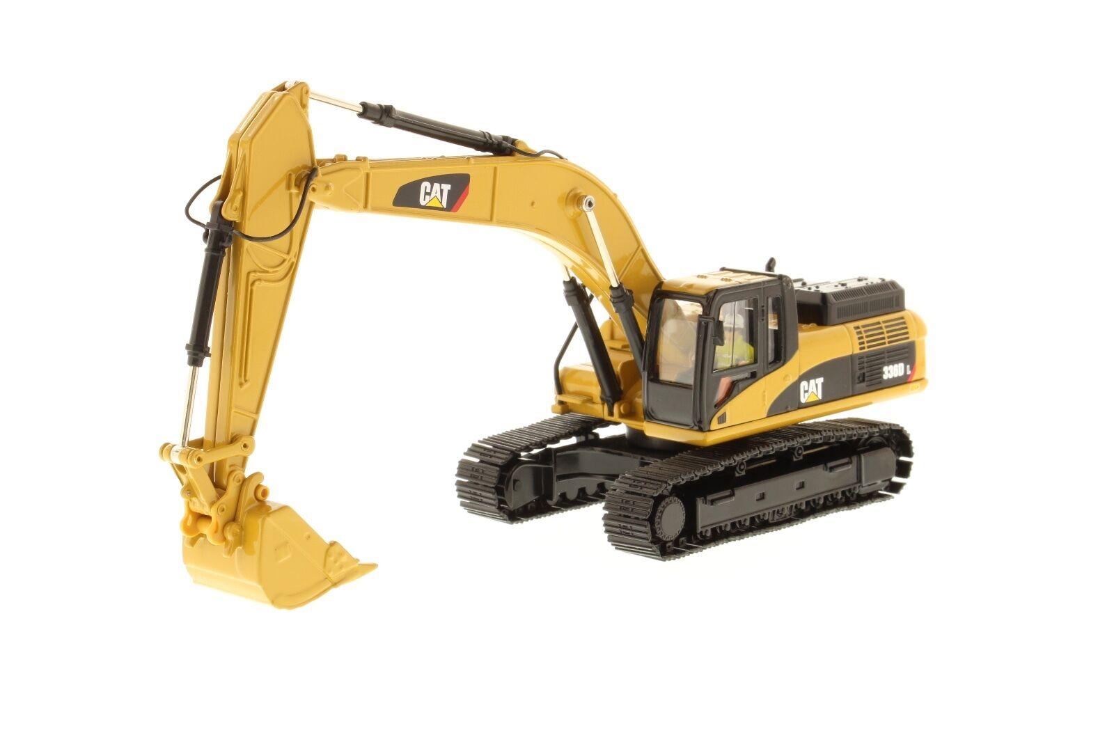 tutto in alta qualità e prezzo basso Caterpillar® 1 50 scale Cat 336D L Hydraulic Excavator Excavator Excavator - Diecast Masters 85241  autorizzazione ufficiale