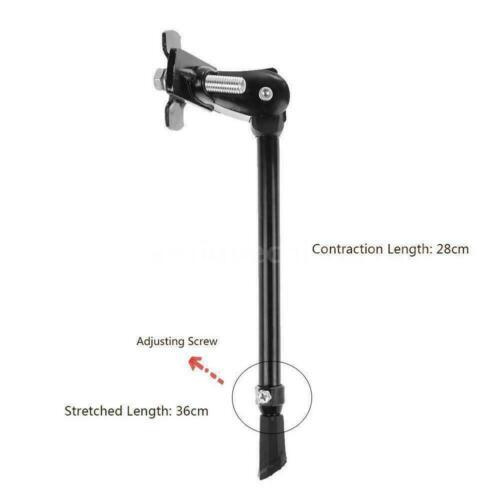 Mountain Bike Cycle Kickstand Bicycle Support Adjustable Fast Heavy Duty U8E0