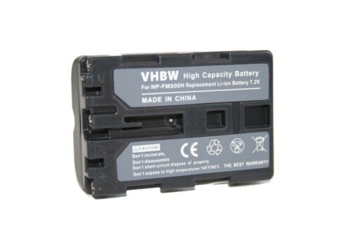Original VHBW ® batería para Sony Alpha DSLR d-SLR a700 a-700 accu Aku