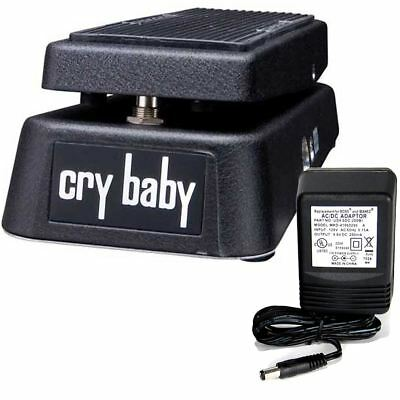 Dunlop GCB95 Crybaby Wah Pedal w/ 9v power supply | eBay