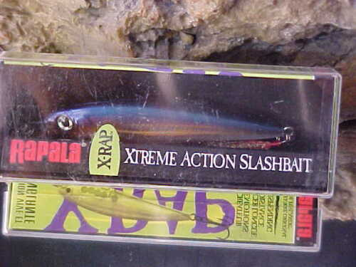 "Rapala 3 1//8/"" X-Rap XR08 PG Suspending Slashbait for Bass//Pike//Pickerel//Walleye"