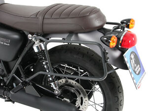 Triumph Bonneville T100 Panniers With Full Fitting Kit For 2016 2107