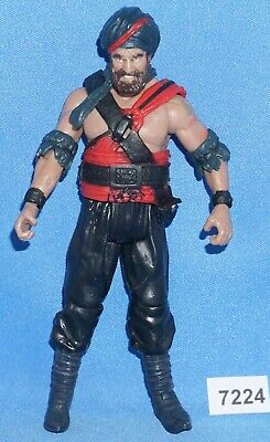 Hasbro Indiana Jones Temple of Doom Chief Thuggee Guard Action Figure