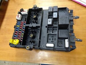 details about 99 00 01 02 03 04 jeep grand cherokee fuse box panel interior