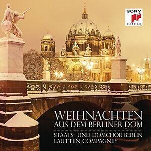 LAUTTEN COMPAGNEY - WEIHNACHTEN AUS DEM BERLINER DOM   CD NEU