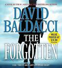 The Forgotten by David Baldacci (CD-Audio, 2013)