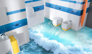 3D Roll Sea Wave 73 Floor WallPaper Murals Wall Print Decal AJ WALL CA Carly