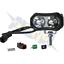 172053 Spot LED Azul Carretilla Elevadora Lámpara de Seguridad Luz Pulverizador de cultivos multi-voltaje