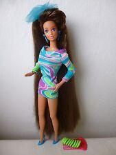 barbie whitney ultra chevelure totally hair 1991