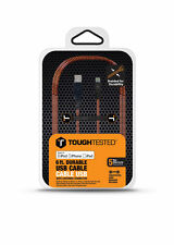 BRAND NEW Tough Tested TT-FC6-IP5 Durable Braided 6 ft USB Cable Apple iPhone
