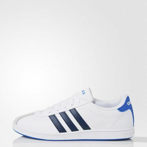 ADIDAS VL COURT NEU Weiß Herren Retro Classic Sneaker zx max hamb spezial