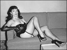 Bettie Page Hot Glossy Photo No24