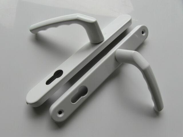 HOPPE FULLEX PZ68mm 3840N LEVER UPVC DOOR HANDLES SUITABLE FOR ANGLIAN DOOR
