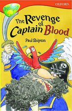 Oxford Reading Tree: Stage 13: TreeTops: The Revenge of Captain Blood: Revenge o