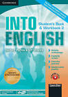 Into English Level 2 Student's Book and Workbook with Active Digital Book W/ Grammar and Vocab Maximiser W/ AudCD Ital Ed: Level 2 by Jeff Stranks, Herbert Puchta (Mixed media product, 2010)