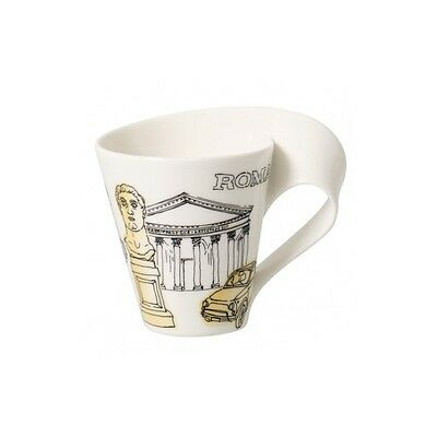 Villeroy and Boch NewWave Caffe Rome Mug in giftbox 1035289100