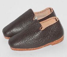 Original Steiff Zubehör Bären Leder Schuhe  5cm lang
