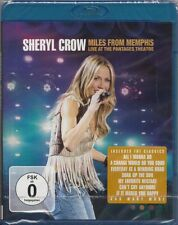 SHERYL CROW Miles from Memphis - Live at the Pantages Theatre | Blu-ray Neuware