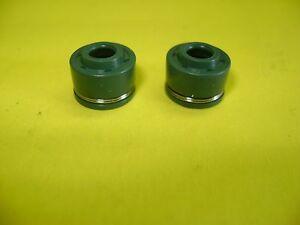 2 ATC250SX 1985 Intake /& Exhaust Valve Stem Seals Honda ATC250ES Set of