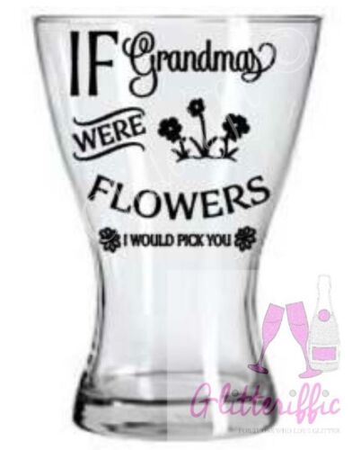 IF MUMS WERE FLOWERS VINYL DECAL STICKER FOR IKEA VASE DIY MOTHERS DAY GIFT