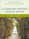 The Country Houses of David Adler by Stephen M. Salny, Frances Elkins, Franz Schulze (Hardback, 2001)