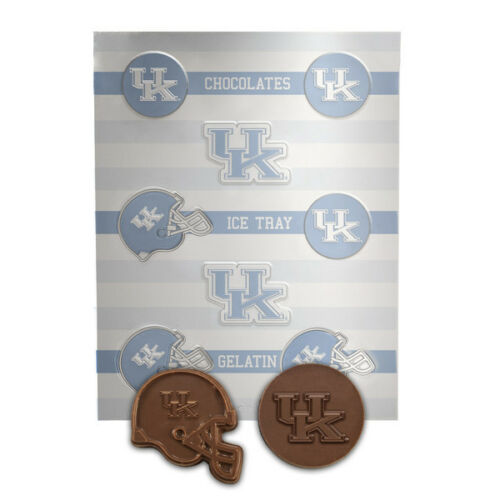 University Kentucky Wildcats NCAA College Football Chocolate Candy Mold
