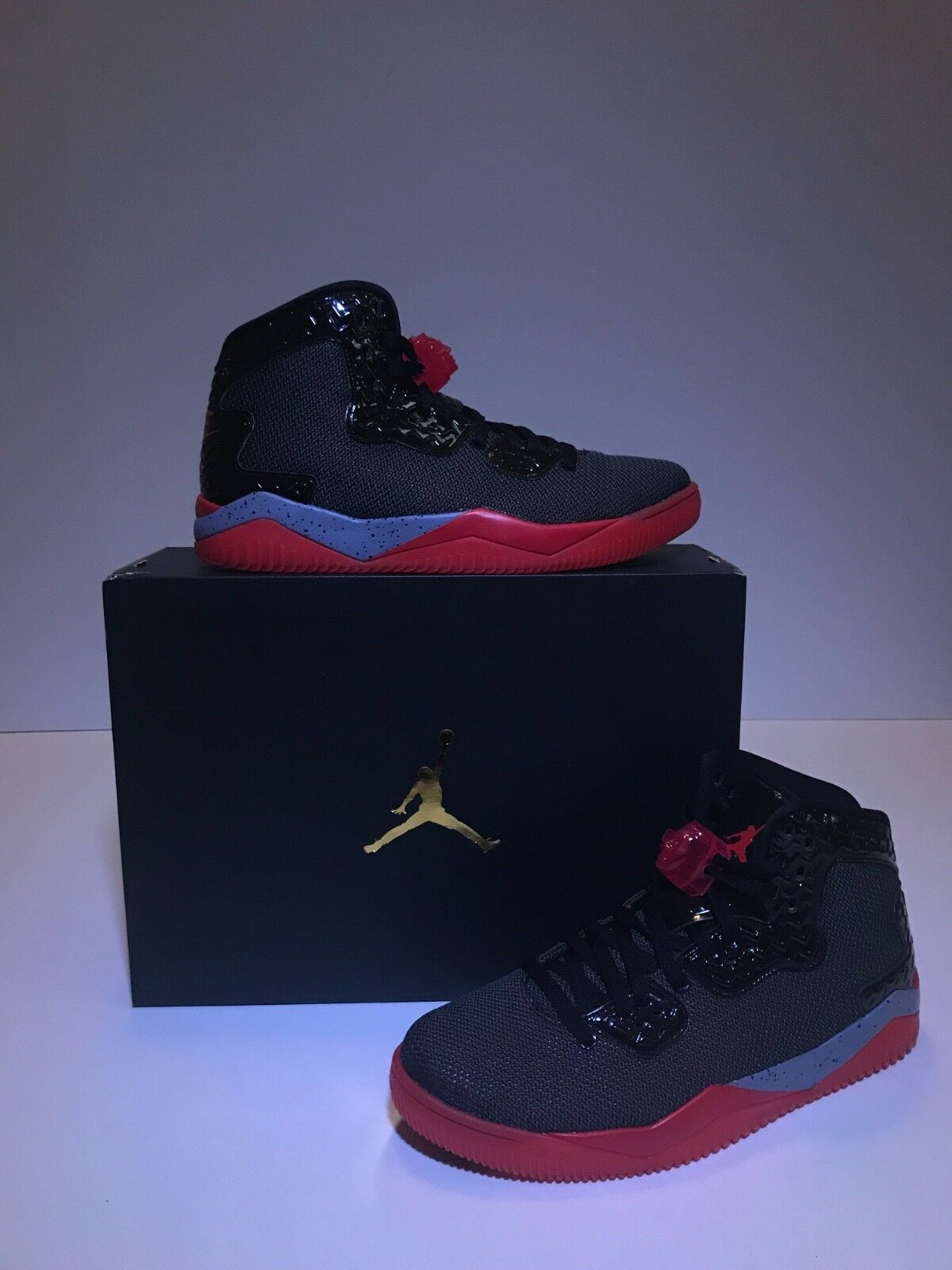 Nike Air Jordan Spike 40 PE Fire Red edition, Size 10.5, brand new, never worn