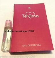 Te Amo Perfume For Women .33 Oz / 10 Ml Eau De Parfum Roll-on