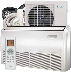 24000 BTU Ceiling/Floor Mounted Ductless Mini Split AC Heat Pump ENERGY STAR