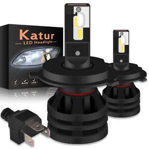 200W-30000LM-H4-Hi-Lo-LED-Ampoule-Voiture-Feux-Lampe-Kit-Phare-Xenon-Blanc-6000K