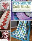 Five-Minute Quilt Blocks: One-Seam Flying Geese Block Projects for Quilts, Wallhangings and Runners by Suzanne McNeill (Paperback / softback, 2012)