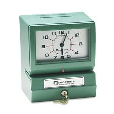 Acroprint Model 150NR4 Automatic Time Recorder - 012070411