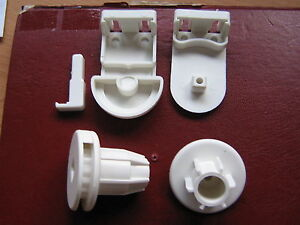 Roller Blind 25mm Tube Spares Brackets Sidewinder Control