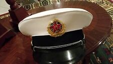 Chinese Navy officer's hat PLA
