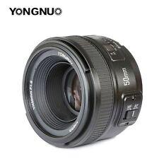 YONGNUO Auto Focus Lens YN 50MM F/1.8 For Nikon D7200 D5300 D5200 D750 D500 D4s