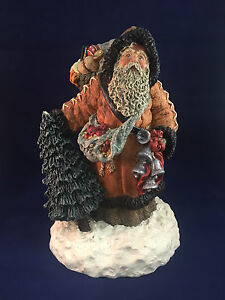June-McKenna-1990-Limited-Edition-Artist-Proof-4-000-Series-034-Wilderness-034-Santa