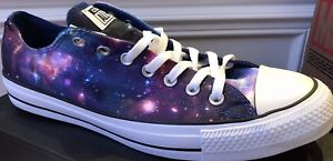 11511dc7f2570 Details about Converse Chuck Taylor All Star SATIN GALAXY Universe Multi  Mens Sizes RARE
