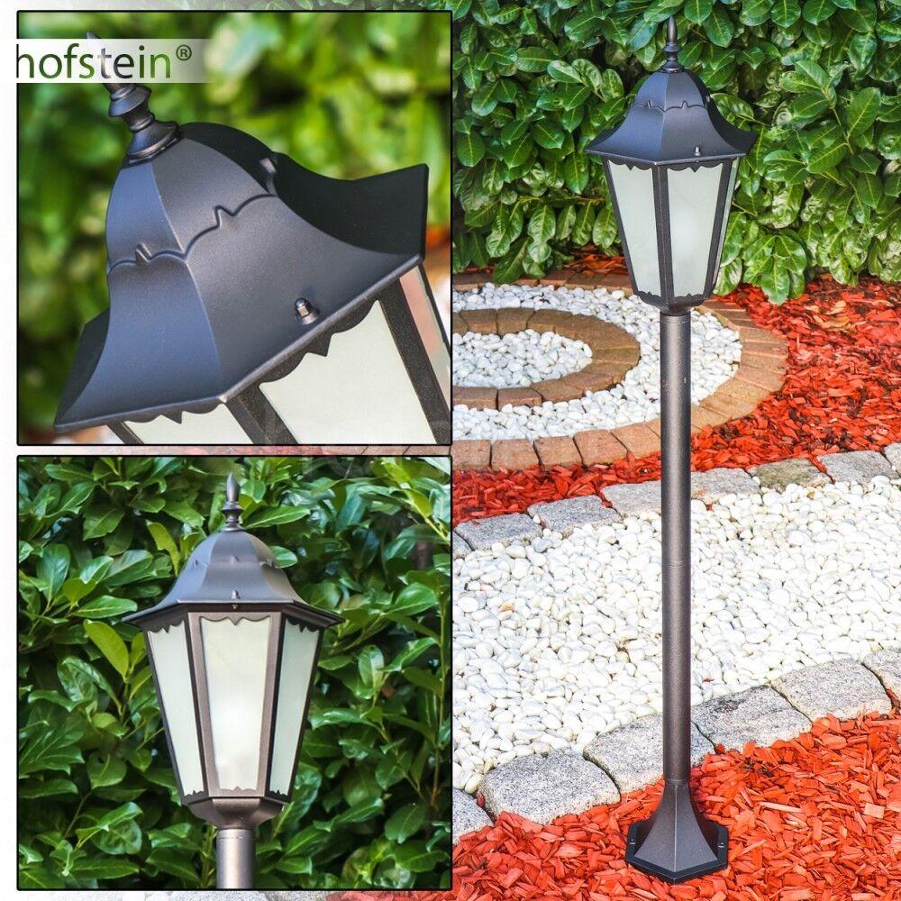 Lampadaire Lampe d'extérieur Lampe sur pied classique Borne d'éclairage 170897
